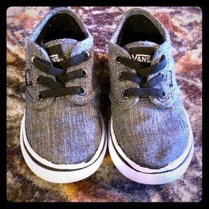 Toddler vans shoes